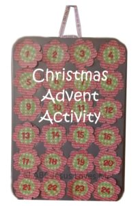 Advent Muffin Tin