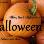 Filling Halloween with Light