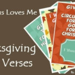 Thanksgiving Bible Verses and Printables