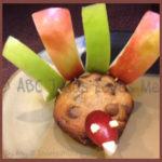 Creating Turkey Muffins