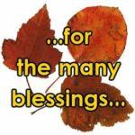Prayer Song of Thanks for Little Children