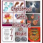 10 Homemade Gifts Kids Can Help Make
