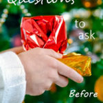 Questions You Must Ask Your Child Before He or She Opens a Present