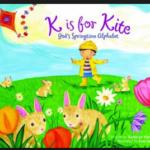 God's Springtime Alphabet Book:  Precious Easter Gift