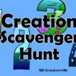 Creation Scavenger Hunt