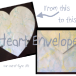 Making Envelopes from Hearts