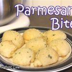 Recipe: Parmesan Bites