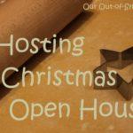 Hosting a Neighborhood Open House