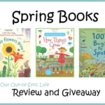 Spring Books to Giveaway!