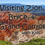 Visiting Bryce Canyon and Horseshoe Bend with Kids