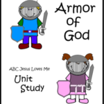 Fun Ways to Teach Your Children the Armor of God