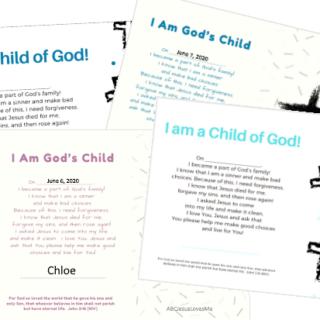 salvation certificates